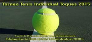 Torneo Tenis Individual de Toques 2015