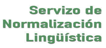Servizo de normalización lingüística
