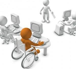 Fomento da contratación das persoas con discapacidade