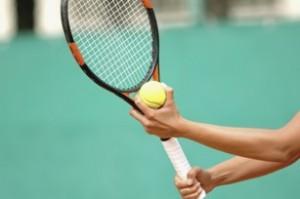 Fases finais do torneo de tenis