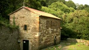 Visita guiada o mosteiro de San Antoniño de Toques
