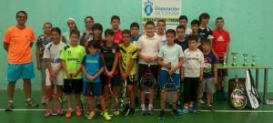 Crónica torneo individual de tenis 2015