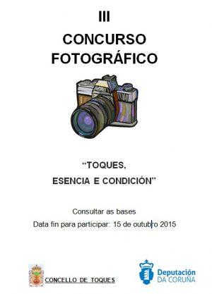 Concurso de fotografía – Concello de Toques