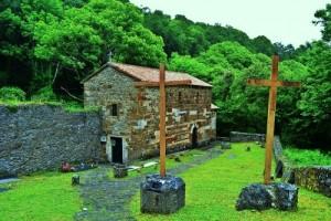 Visitas ao mosteiro de San Antoíño